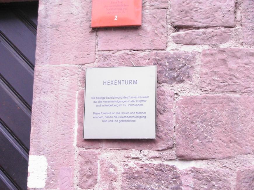 Hexenturm Heidelberg